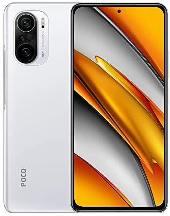 Xiaomi Poco F3 - Smartphone 256GB, 8GB RAM, Dual SIM, Arctic White