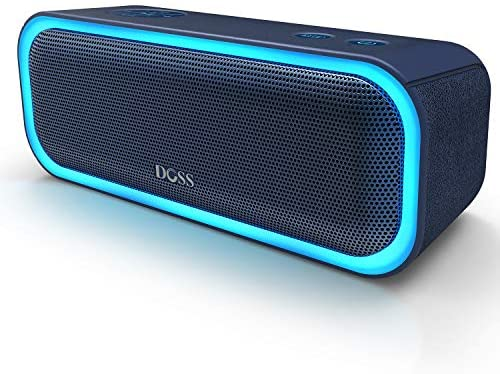 1624302307 DOSS SoundBox Pro Bluetooth 42 Lautsprecher 20W Lautsprecherbox mit Dual Treiber
