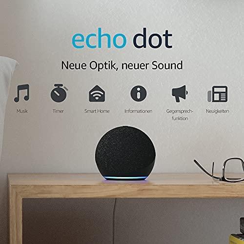 1624351798 Echo Dot 4 Generation Smarter Lautsprecher mit