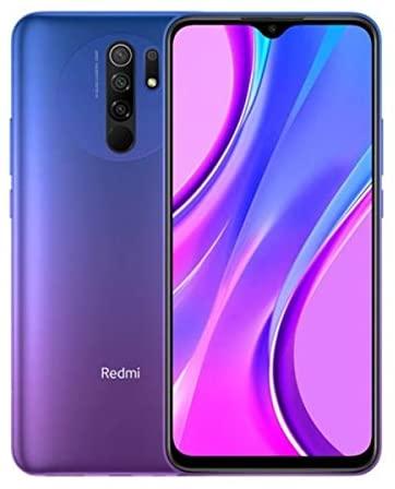 "Redmi 9 Smartphone Camera 6,53""Full HD + 5020 mAh Bildschirm (Sunset Purple, 3 GB + 32 GB)"