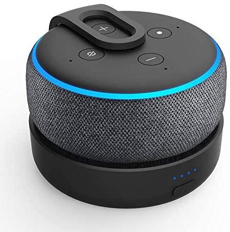 Batterien Akku fuer Dot 3 Generation & Intelligente Lautsprecher