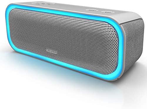 DOSS SoundBox Pro Bluetooth 42 Lautsprecher 20W Lautsprecherbox mit Dual Treiber