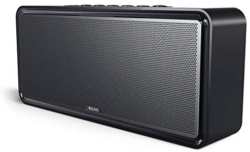 DOSS SoundBox XL Bluetooth Lautsprecher Home Wireless Speakers mit 20W