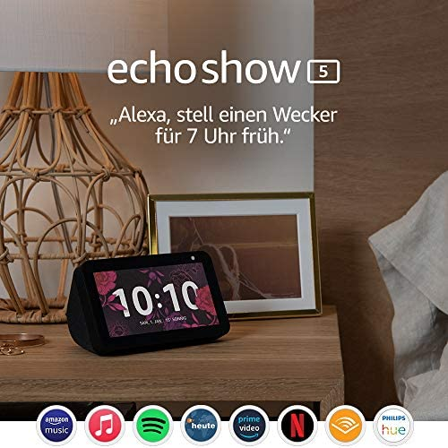 Echo Show 5 1 Gen 2019 – Smart Display mit