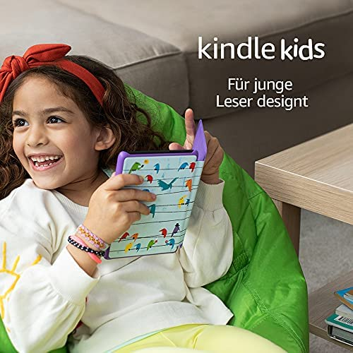 Kindle Kids Edition – mit Zugriff auf mehr als tausend