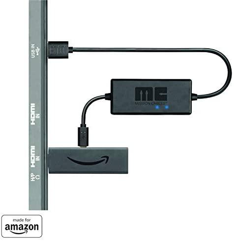 Mission USB Stromkabel Ladekabel Power Kabel fuer Amazon