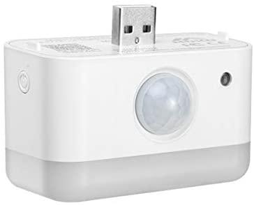 MoKo Aktualisierte Version Smart Nachtlicht Bewegungssensor Kompatibel mit Echo