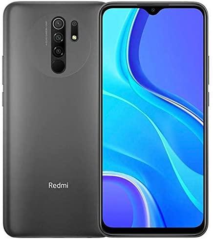 "Redmi 9 Smartphone Camera 6,53""Full HD + 5020 mAh Bildschirm (Carbon Grey, 3 GB + 32 GB)"