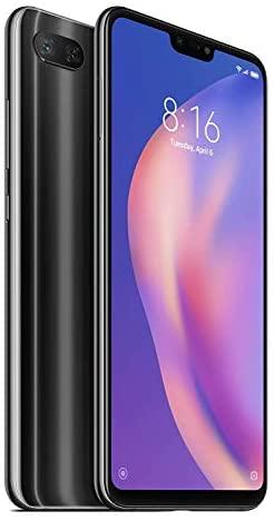 Xiaomi M1808D2TGN-64 Mi 8 Lite Smartphone, 64 GB schwarz (Midnight Black)