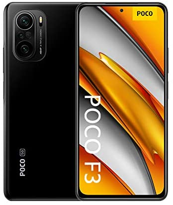 Xiaomi Poco F3 128GB Night Black Dual SIM