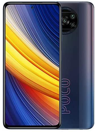 Xiaomi Poco X3 Pro Smartphone, 6 GB, 128 GB, Qualcomm Snapdragon ™ 860, 6,67 Zoll FHD Punkt-Display, Vierfachkamera und Dualvideo, Globale Version (schwarz)