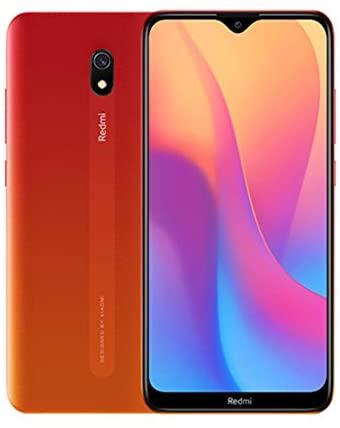 Xiaomi Redmi 8A - Smartphone 32GB, 2GB RAM, Dual SIM, Sunset Red