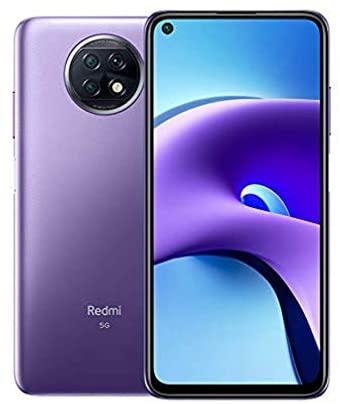 Xiaomi Redmi Note 9T - Smartphone 64GB, 4GB RAM, Dual SIM, Daybreak Purple