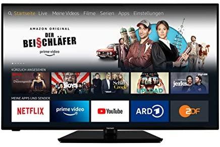 homeX UA55FT5505 Fire TV 55 Zoll Fernseher 4K UHD