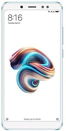 Xiaomi Redmi Note 5 64GB Handy, Blau
