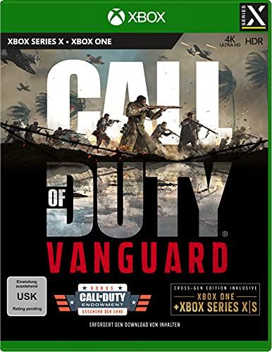 Call of Duty: Vanguard (exklusiv bei Amazon.de) [Xbox Series X]