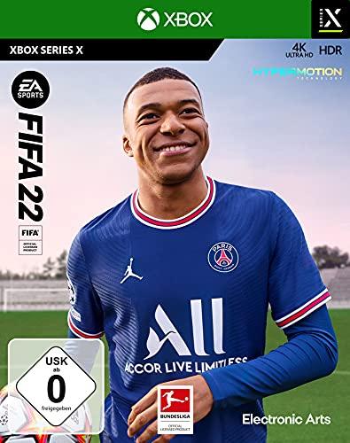 FIFA 22 - Standard Plus Edition (exklusiv bei Amazon.de) [Xbox Series X/S]