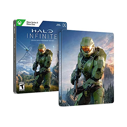 Halo Infinite (Steelbook) - [Xbox One, Xbox Series X]