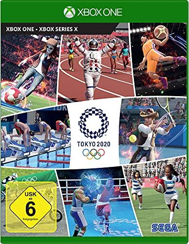 Olympische Spiele Tokyo 2020 - Das offizielle Videospiel (Xbox One / Xbox Series X)
