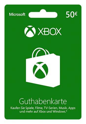 Xbox Guthabenkarte - für Deutschland - Gutschein per Post